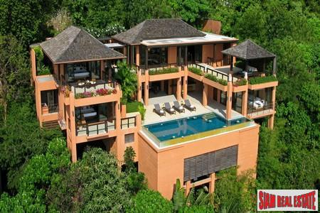 Spectacular Three Bedroom Pool Villa in Cape Panwa Resort