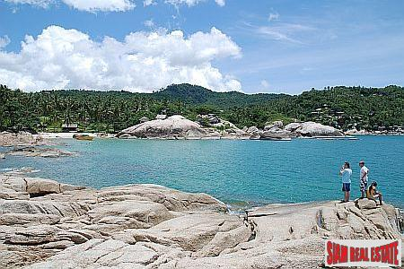 26 Rai of Beachfront Land in an idyllic location on Koh Phangan