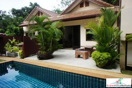 Comfortable Two Bedroom House with Communal Pool in Rawai