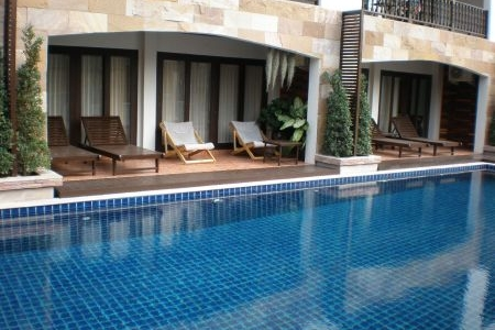 Fully Furnished One Bedroom Apartments 2