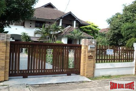 Two Storey Three Bedroom House in the Heart of Pattaya
