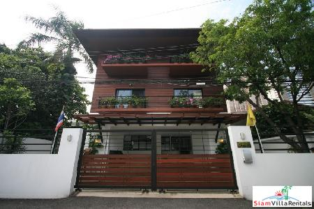 Baan Tynain | Beautifully Designed and Furnished Three Bedroom Apartment for Rent