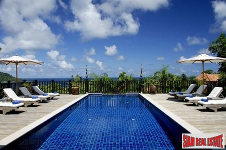 Picture Perfect Six Bedroom Villa Overlooking Kata Bay