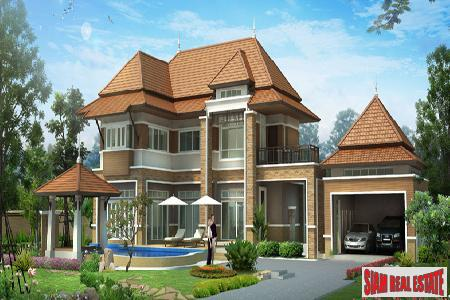 Beautifully Styled Homes with Competitive Pricing for Sale in North Pattaya