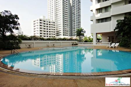 D.S. Tower I | Spacious Three Bedroom Condo for Rent on Sukhumvit 33