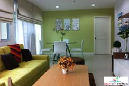 Serene Place condominium for rent on Sukhumvit 24, close to The Emporium, BTS and Express way
