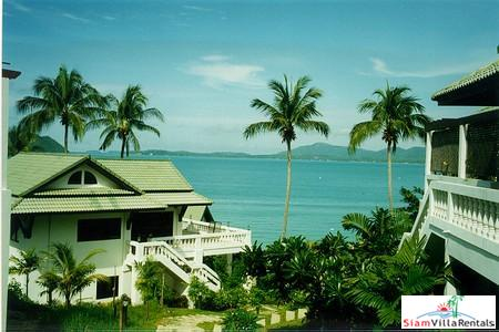 Oceanfront Three Bedroom Luxury Villa in Cape Panwa