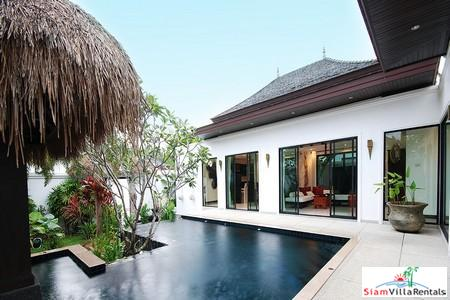 Luxury Balinese Pool Villa with One Bedroom in Layan