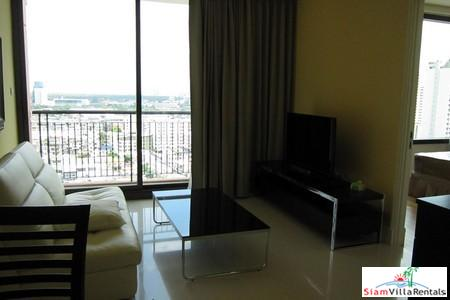 Aguston | Exotic Spanish Contemporary One Bedroom Living on Sukhumvit 22