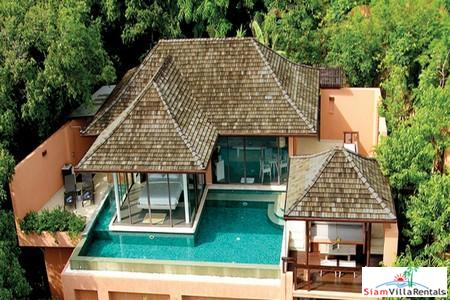 Tropical One Bedroom Private Pool Villa in Cape Panwa