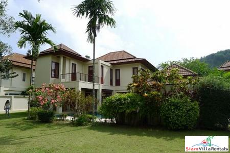 Elegant Three Bedroom House with Pool at Surin/Bang Tao Area