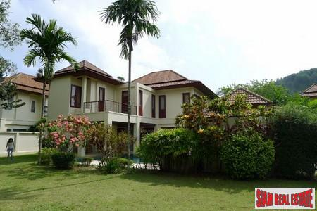 Baan Lersuang | Elegant Three Bedroom House with Pool at Surin/Bang Tao Area