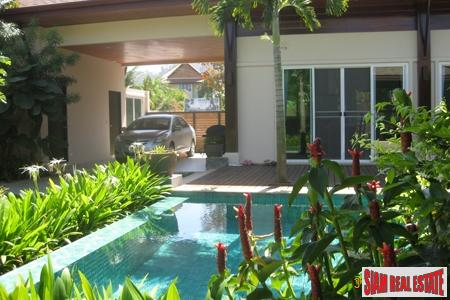 Beautiful Pool Villa 2 mins 2
