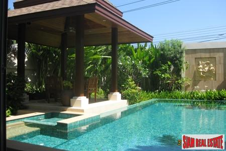 Beautiful Pool Villa 2 mins 4