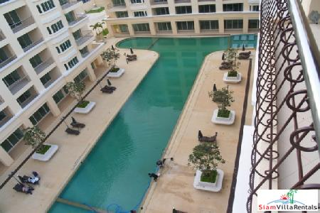 2 Bedroom Condominium Available For Long Term Rent, Situated Between Pattaya and Jomtien