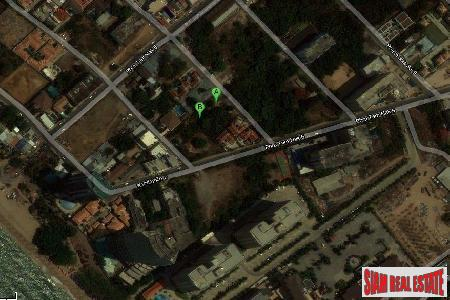 Land For Sale In An Excellent area of Pratumnak Hill, South Pattaya, Pattaya