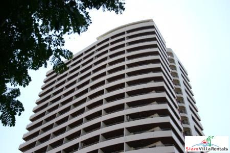 182 Sqm Penthouse Available For Long Term Rent - Central Pattaya