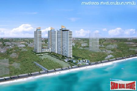 New Resort Condominium For Sale, Jomtien, Pattaya