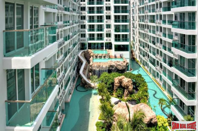 Another Stunning Modern Condominium Project From A Reknowned Developer! - Jomtien