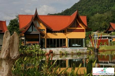Paradise Pool Villa with Three Bedrooms and Sea Views in North Krabi, Other, Krabi