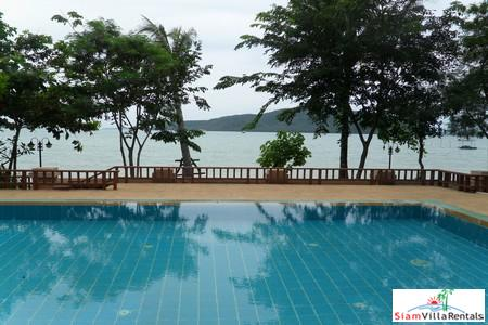 Spectacular Oceanfront Three Bedroom Holiday Home with Pool in Chalong, Rawai, Phuket
