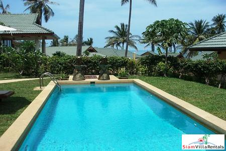 Luxury Pool Villas with Three Bedrooms in Bophut, Koh Samui