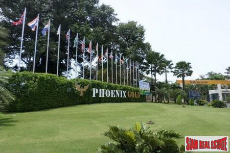 Exclusive, Rare Location Land inside the famouse Course Grounds - East Pattaya