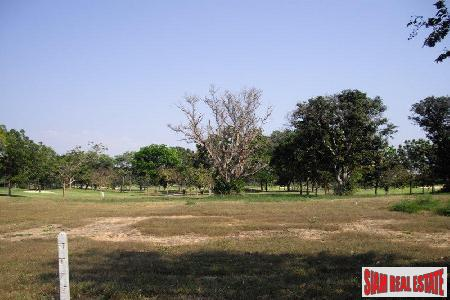 Land For Sale In Phoenix Golf Course Grounds - East Pattaya