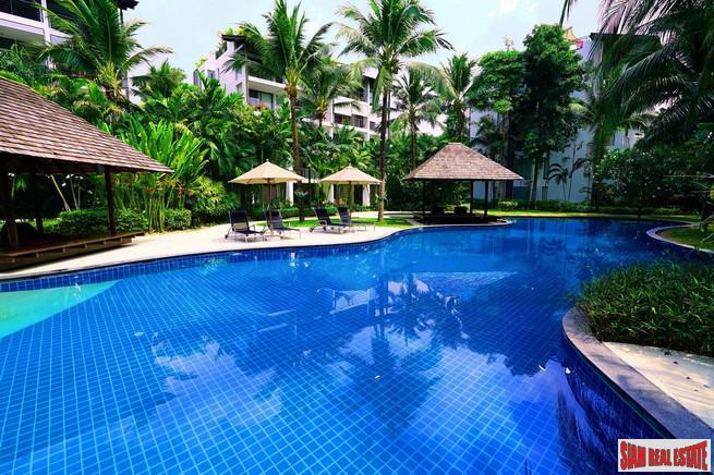 Tropical Two Bedroom Apartment in a Bang Tao Resort