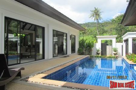 Private Tropical Three Bedroom Pool Villa in Nai Harn