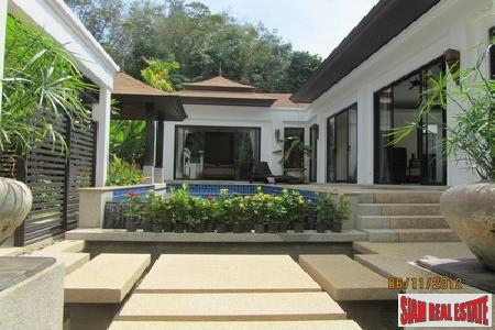 Private Tropical Three Bedroom Pool 2
