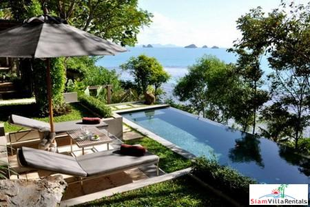 Seaview One and Two Bedroom Pool Villas in Taling Ngam, Samui