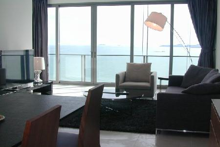 Absolute Beachfront Living For Long Term Rent - North Pattaya