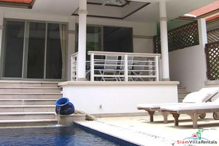 Exclusive Three Bedroom Pool Villa in Kata