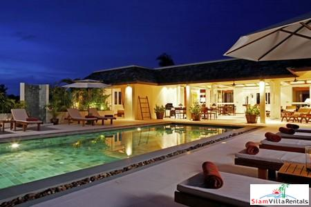Spectacular Sea View Six Bedroom Pool Villa in Kata with Private Gym and Spa