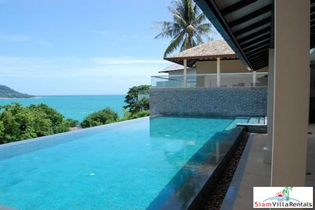 Luxury Sea View Five Bedroom Pool Villa in Kata with Private Spa