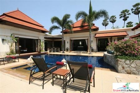 Sophisticated Four Bedroom Pool Villa at Laguna, Cherng Talay