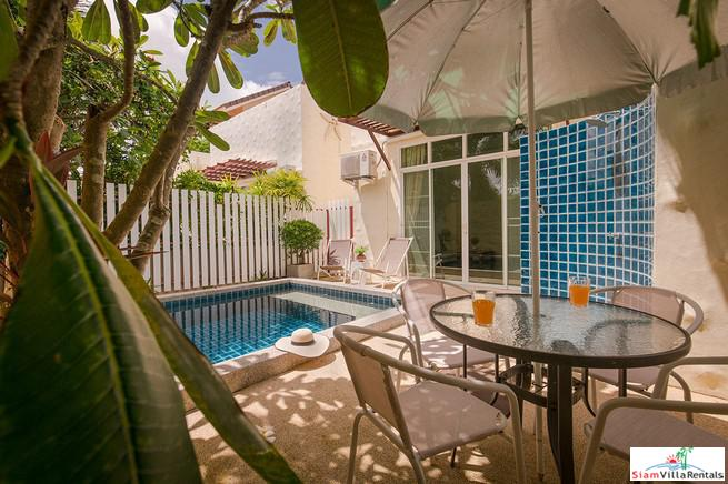 Modern Three Bedroom Pool Villa in Rawai
