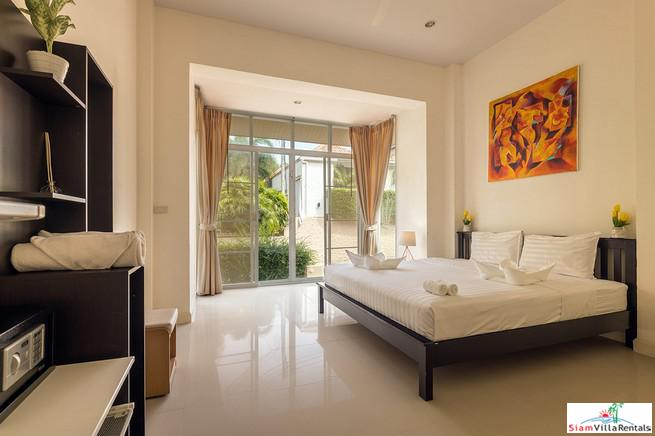 Modern Three Bedroom Pool Villa 10