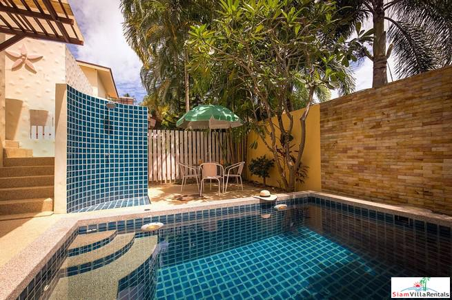 Modern Three Bedroom Pool Villa 3