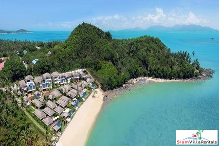 Stylish Seaview Pool Villa with Two or Three Bedrooms at Bophut, Samui