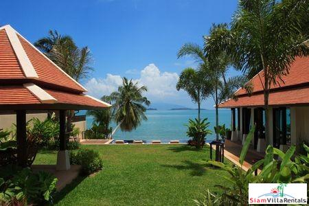 Chic Two Bedroom Pool Villa on Big Buddha Beach, Samui