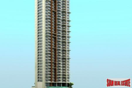Studio Available in New High-Rise Complex in Jomtien