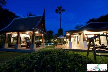Exquisite Three or Five Bedroom Pool Villa on Big Buddha Beach, Samui