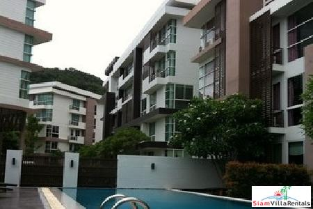 Smart One Bedroom Apartments with Direct Pool Access in Patong