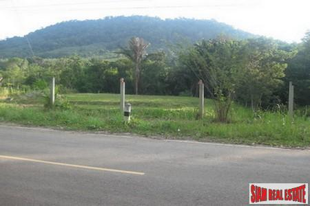 Over 1.5 Rai (2,468 Sq.m.) of Flat Land in Nong Thale, Krabi