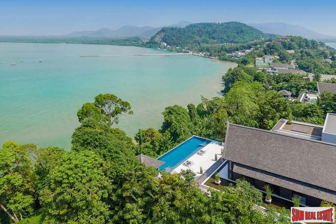 Cape Yamu | Amazing Five  Bedroom Seaview Luxury Villa for Sale