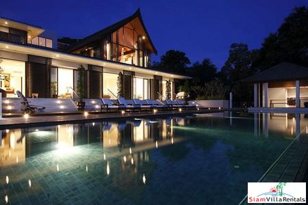 Amazing 5 Bedroom Luxury Villa at Cape Yamu, Ao Yamoo, Phuket