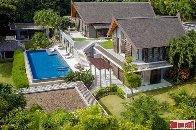 Magnificent 5 Bedroom Luxury Villa at Cape Yamu