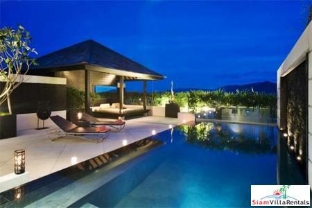 Spectacular Spa & Pool Penthouse, Cherngtalay